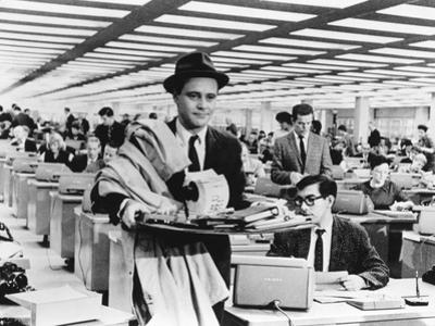 Jack Lemmon, The Apartment, 1960