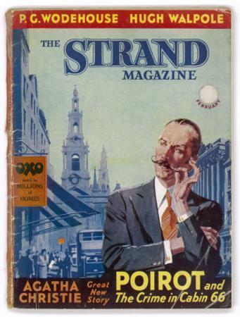 The Strand: Agatha Christie's Hercule Poirot by Jack M. Faulks