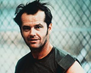 Jack Nicholson, One Flew Over the Cuckoo's Nest (1975)