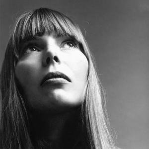 Vogue - February 1969 - Joni Mitchell by Jack Robinson