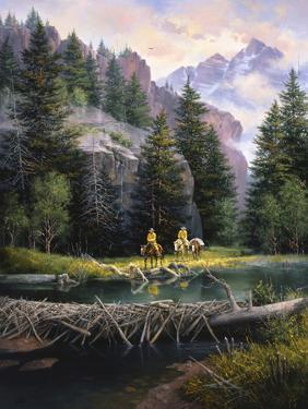 Cure of the Rockies by Jack Sorenson