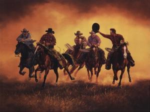 Kickin Up Dust by Jack Sorenson