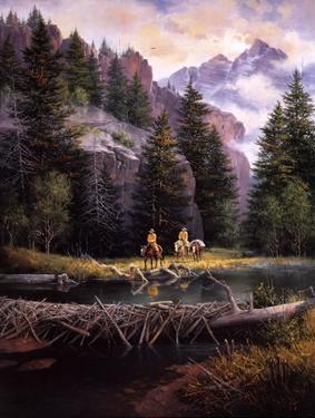 Lure of Rockies by Jack Sorenson