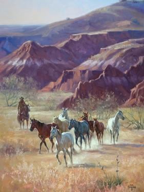 River Breaks Bunch by Jack Sorenson