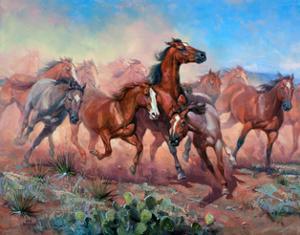 Runnin' Thunder by Jack Sorenson