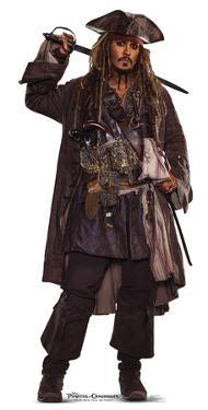 Jack Sparrow 2 - Pirates of the Caribbean 5