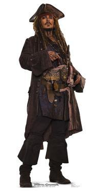 Jack Sparrow - Pirates of the Caribbean 5
