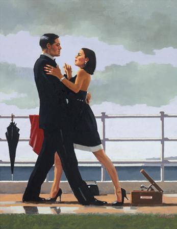 Anniversary Waltz by Jack Vettriano