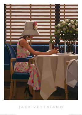 Days of Wine & Roses by Jack Vettriano