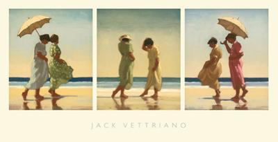 Summer Days by Jack Vettriano