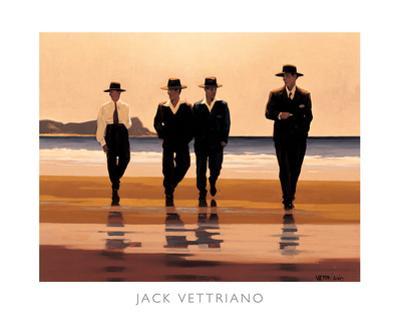 The Billy Boys by Jack Vettriano