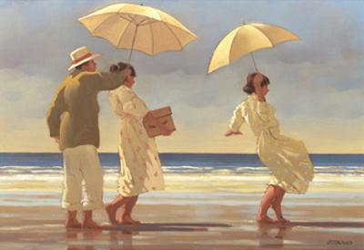 The Picnic Party II by Jack Vettriano