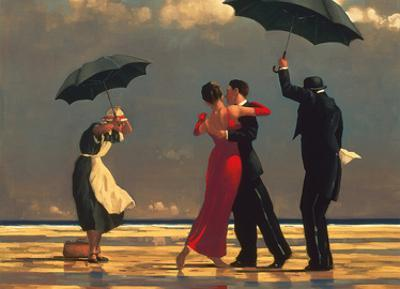 The Singing Butler by Jack Vettriano
