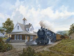 Locomotive by Jack Wemp