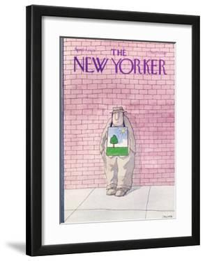 The New Yorker Cover - April 3, 1978 by Jack Ziegler