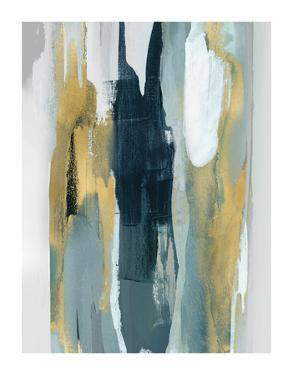 Converge Teal I by Jackie Hanson
