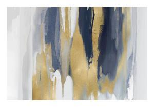 Echoes in Blue and Gold II by Jackie Hanson