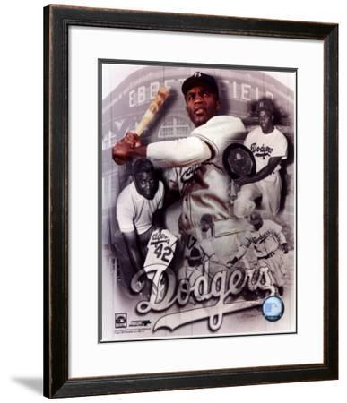 Jackie Robinson Legends Composite - ©Photofile