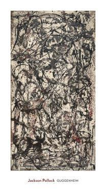 Enchanted Forest, 1947 by Jackson Pollock