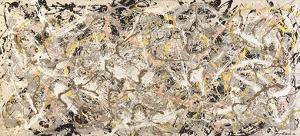 Number 27 (1950) by Jackson Pollock