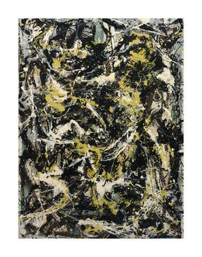 Number 5, 1950, 1950 by Jackson Pollock