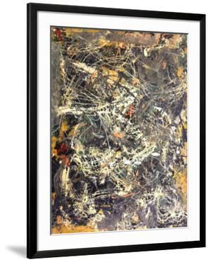 Untitled (1949) by Jackson Pollock