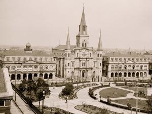 Jackson Square, New Orleans, La.
