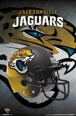Jacksonville Jaguars - Helmet 17