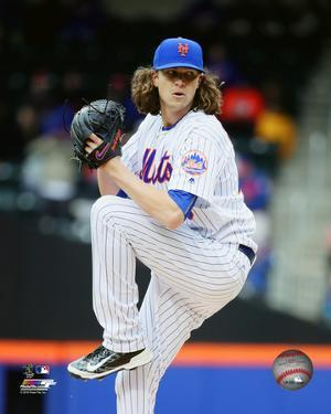 Jacob deGrom 2016 Action