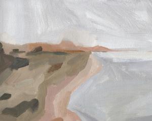 Autumn Coastline II by Jacob Green