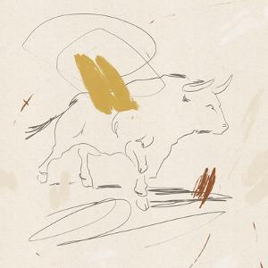 Big Bull I by Jacob Green