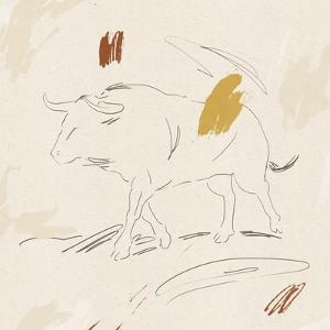 Big Bull II by Jacob Green