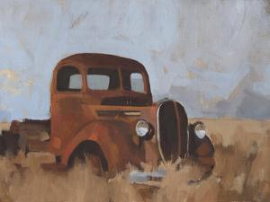 Farm Truck I by Jacob Green