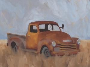 Farm Truck III by Jacob Green