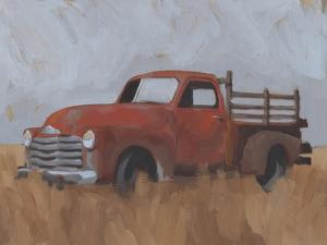 Farm Truck IV by Jacob Green