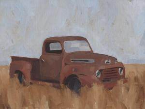 Farm Truck V by Jacob Green