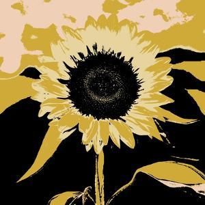 Pop Art Sunflower IV by Jacob Green