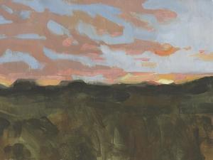 Sunset in Taos I by Jacob Green