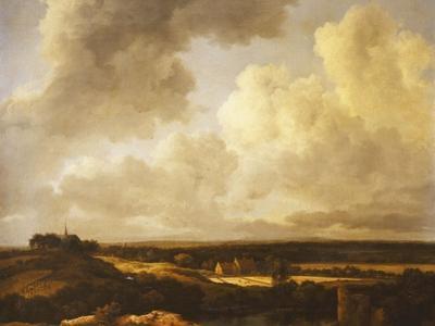 An Extensive Landscape in Summer, 1665-70