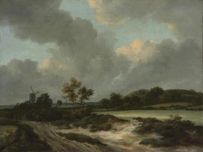 Grainfields, c.1660