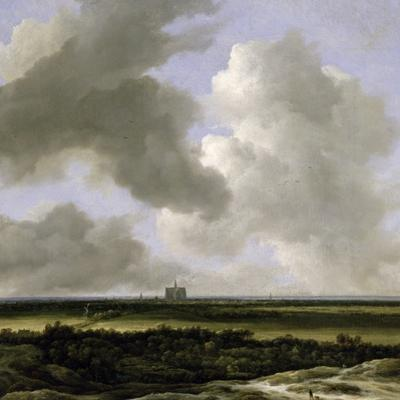 Panoramic View of Haarlem, C.1670