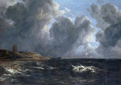Storm Off Egmond-Aan-Zee
