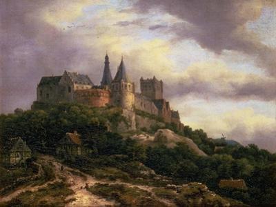 The Castle of Bentheim, Mid 1650s