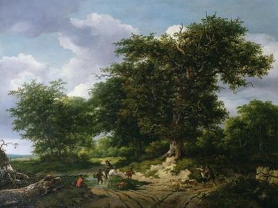 The Great Oak, 1652