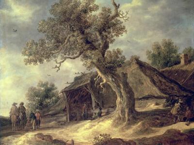 The Marsh, circa 1660