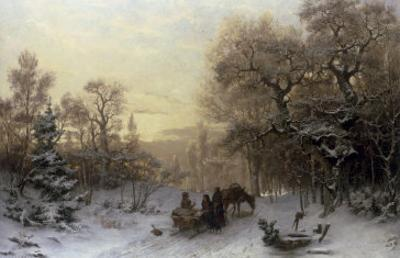 The Edge of the Forest, 1877