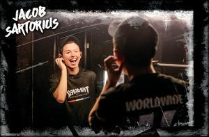 Jacob Sartorius - Backstage