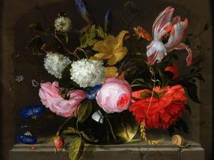 A Still Life by Jacob van Walscapelle