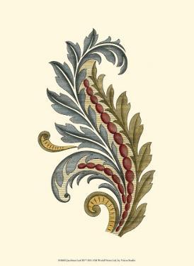 Jacobean Leaf III