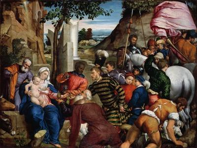 The Adoration of the Kings, Early 1540s
